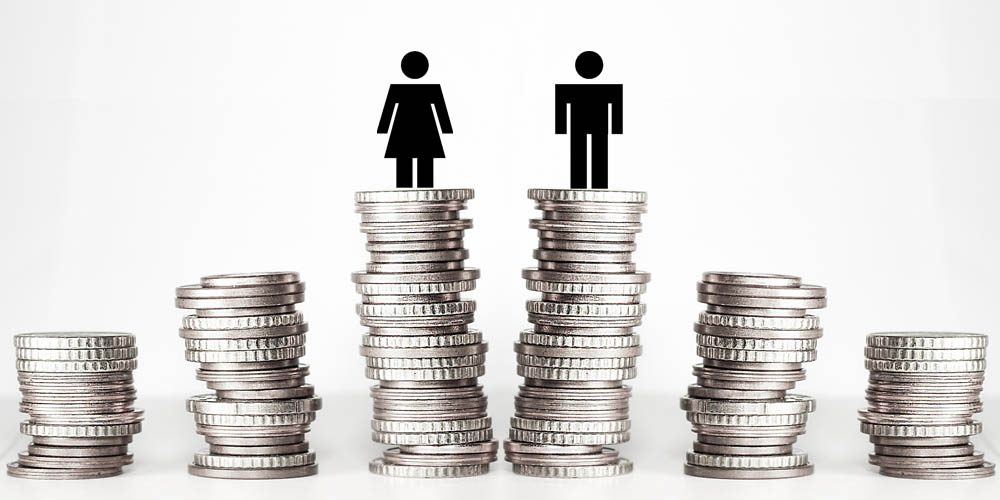 Brecha salarial, diferencia entre el salario de mujeres y hombres